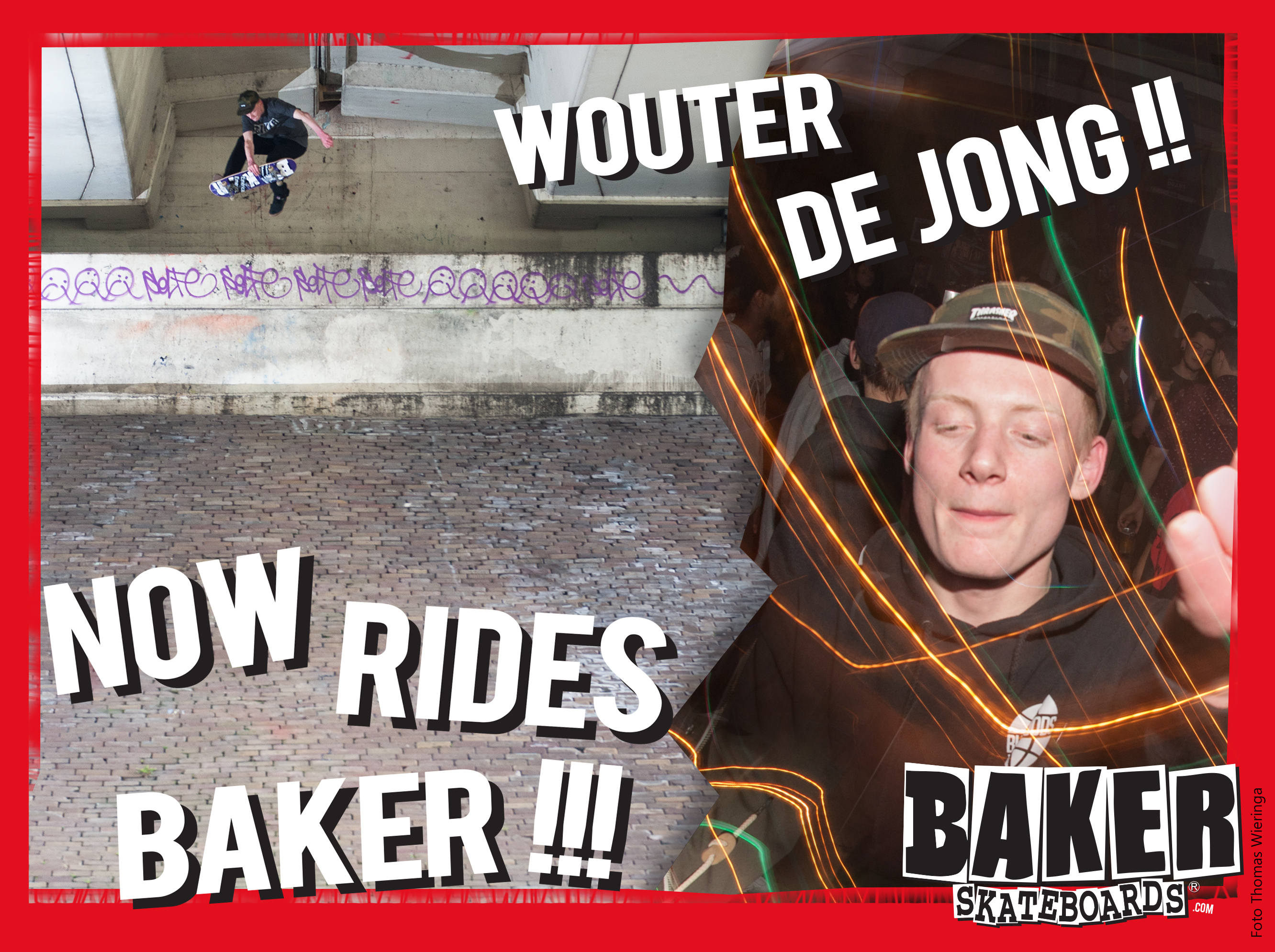 wouter de jong welcome to baker ad v2.0