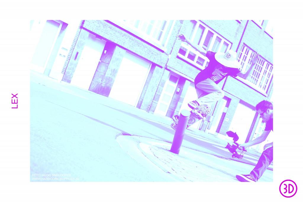 LEX 3D SKATEBOARDS AD